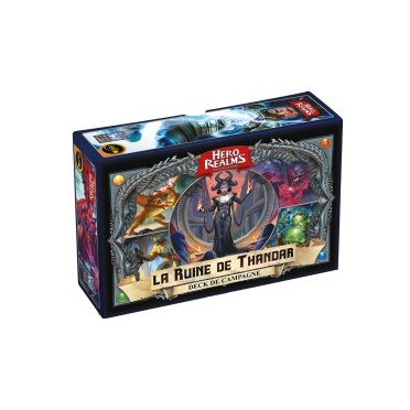 Hero Realms- Ruine de Thandar Extension