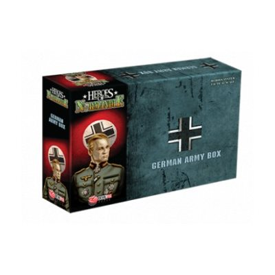 Heroes of Normandie German Army Box Extension
