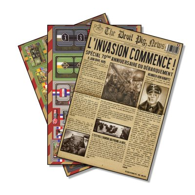 Heroes of Normandie Gazettethe Devil Pig News 0 Extension