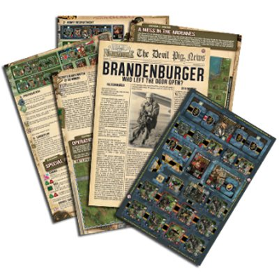 Heroes of Normandie Gazettethe Devil Pig News 4 Expansion