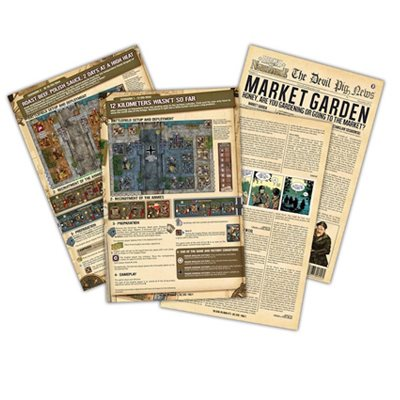 Heroes of Normandie Gazettethe Devil Pig News 5 Expansion