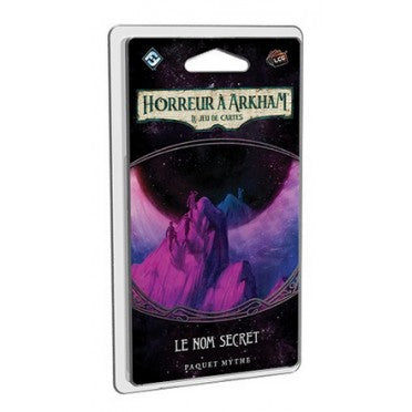 Horreur à Arkham Jeu de cartes - Le Nom Secret Extension