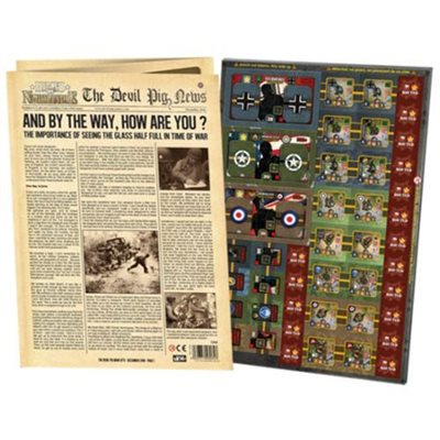Heroes of Normandie GazetteDPG 6 Extension