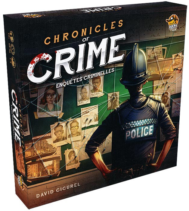 Location - Chronicles of Crime
