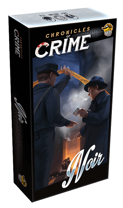 Chronicles of Crime - Noir Extension