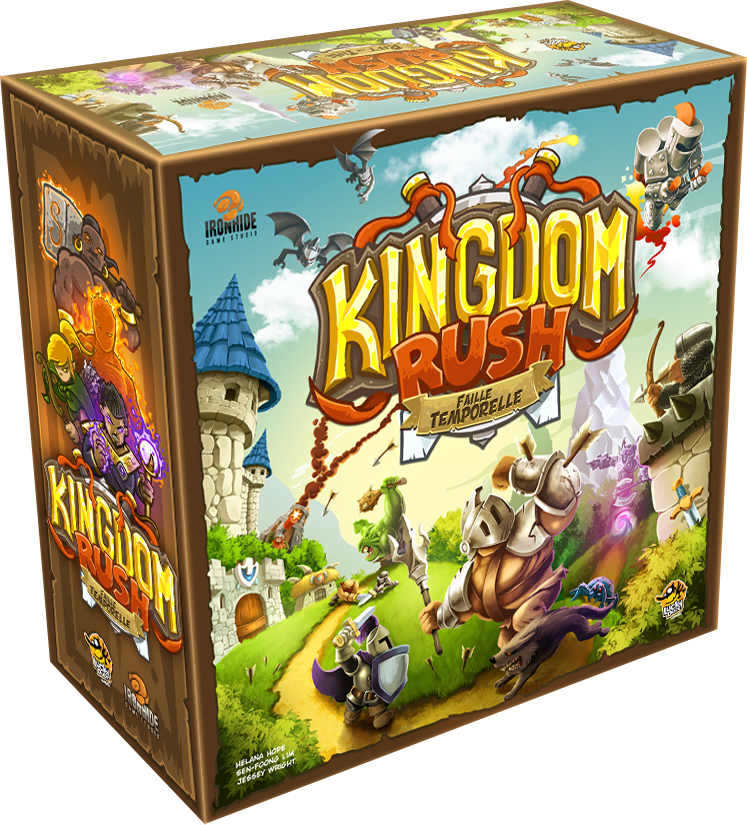 Kingdom Rush Faille Temporelle
