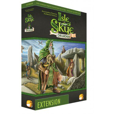Isle of Skye - Druides Extension