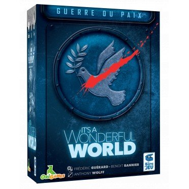 It's a Wonderful World Guerre ou Paix Extension