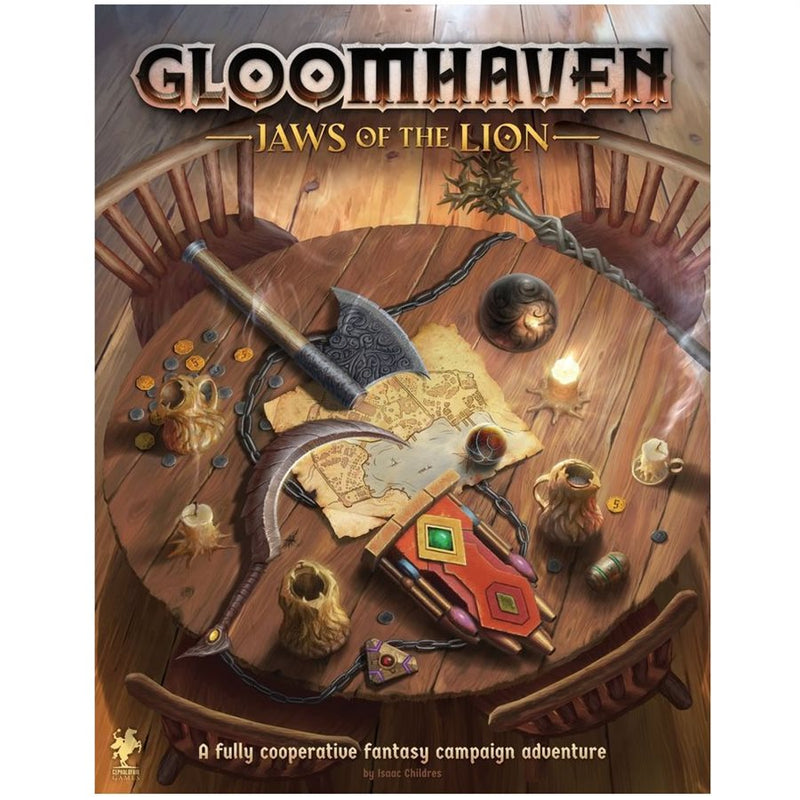 Gloomhaven : Jaws of the Lion (anglais)