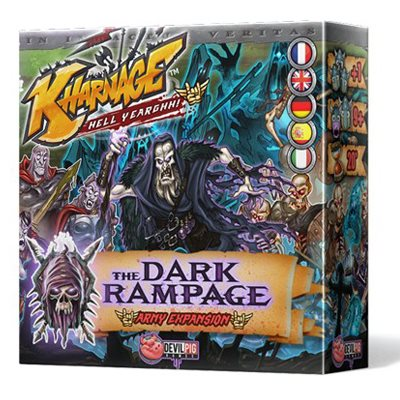 Kharnage the Dark Rampage Extension