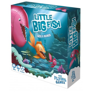 Location - Little Big Fish
