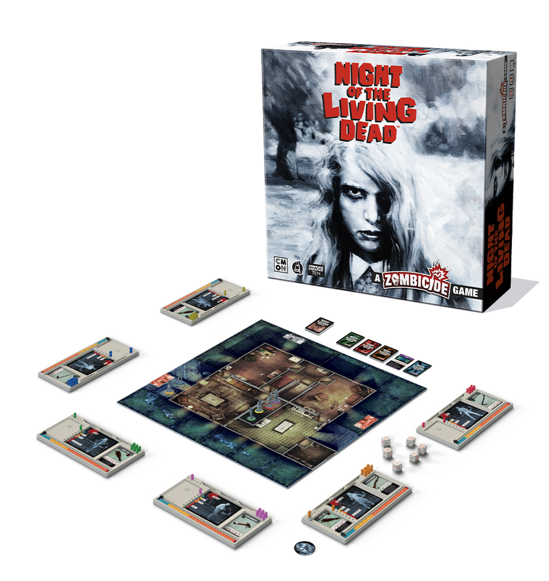 Zombicide : Night of the Living Dead (anglais)