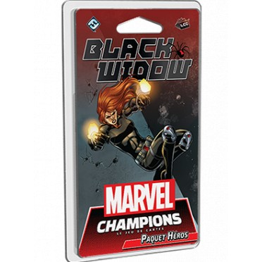 Marvel Champions : Le jeu de cartes - Black Widow