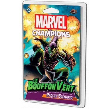 Marvel Champions : the card game - Green Goblin Scenario Pack