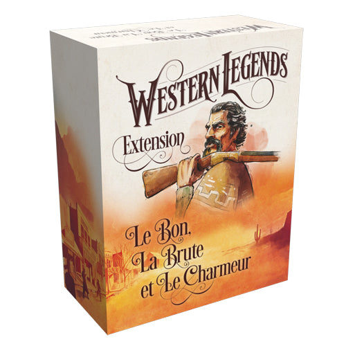 Western Legends - Le Bon, la Brute et le Charmeur Extension