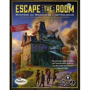 Escape the Room Mystère au Manoir de l'Astrologue