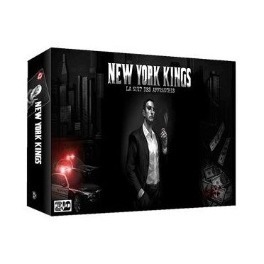Location - New York Kings
