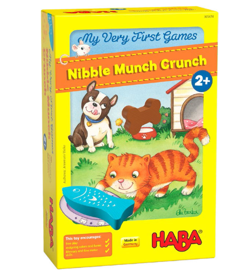 My Very First Games - Nibble Munch Crunch (multi)