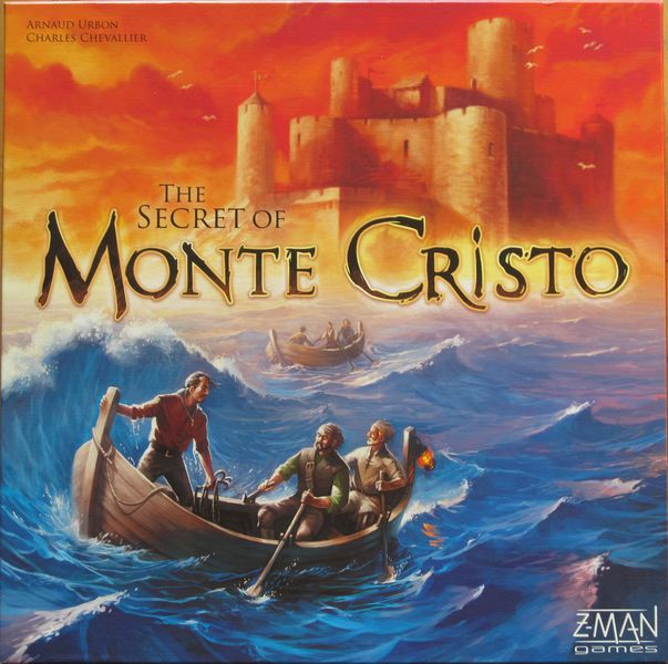 Location - the Secret of Monte Cristo (anglais)