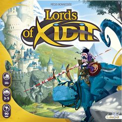 Location - Lords of Xidit