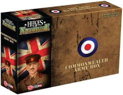 Heroes of Normandie Commonwealth Army Box Extension