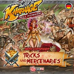 Kharnage Tricks and Mercenaries Expansion