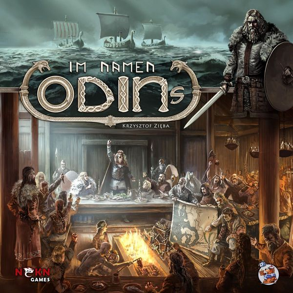 Location - In the Name of Odin (anglais)