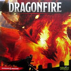 Dragonfire DND Deckbuilding Game