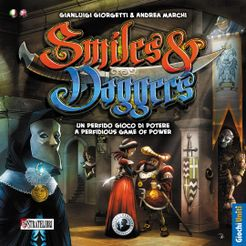 Smiles and Daggers (anglais)