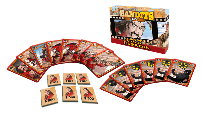 Colt Express Bandit: Tuco Extension