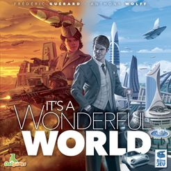 It's a Wonderful World (anglais)
