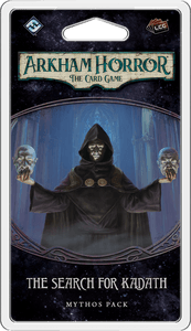Arkham Horror: the Card Game - the Search For Kadath : Mythos Pack (anglais)