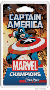 Marvel Champions : the card game - Captain America Hero Pack