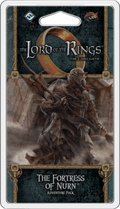 Lord of the Rings : the Card Game - the Fortress of Nurn Expansion (anglais)