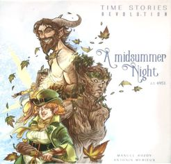 T.I.M.E Stories Revolution - A Midsummer Night Expansion (anglais)