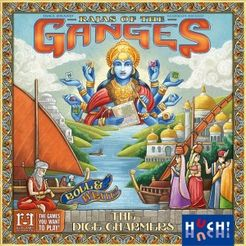 Rajas of the Ganges : the Dice Charmers