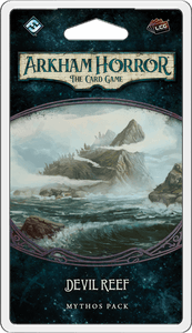 Arkham Horror: the Card Game - Devil Reef : Mythos Pack (anglais)