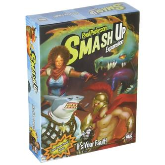 Smash Up It's Your Fault Expansion
