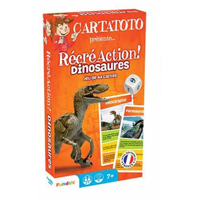 Récréaction Dinosaures