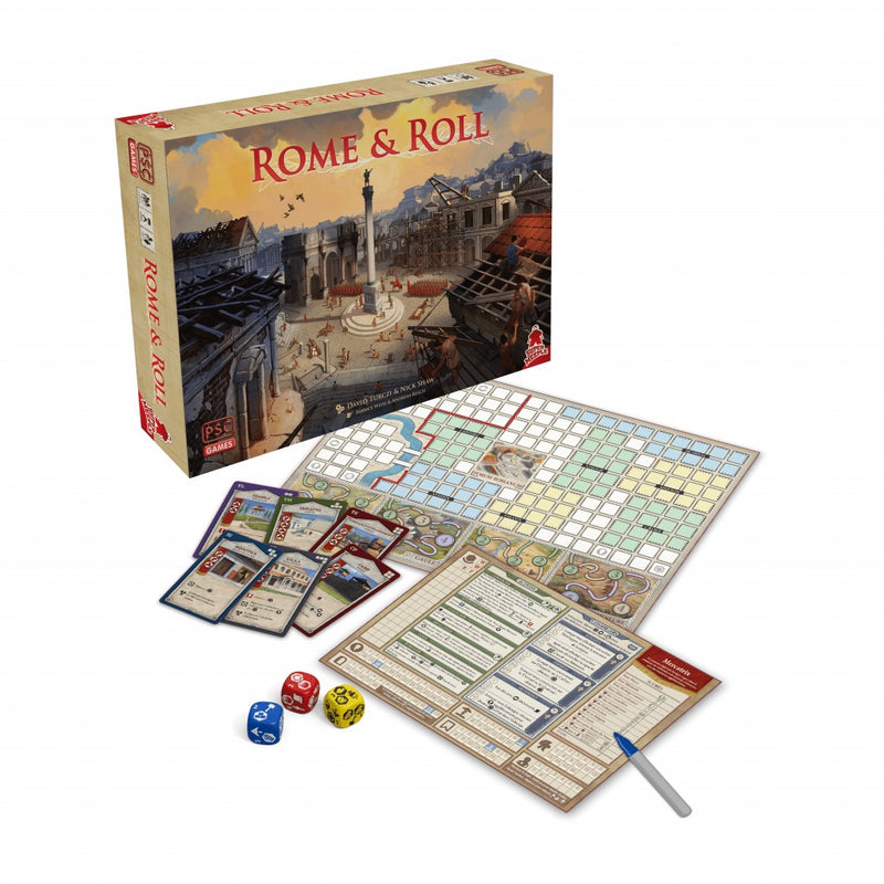Rome and Roll (FR)