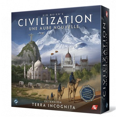 Civilization Terra Incognita