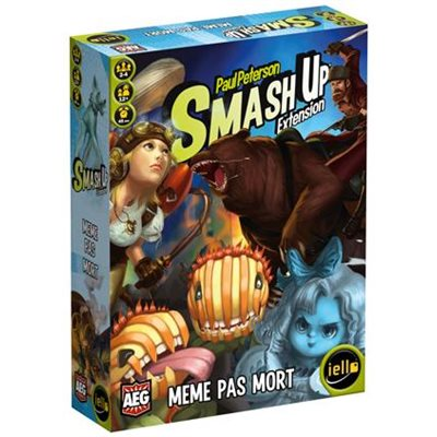 Smash Up Même Pas Mort Extension