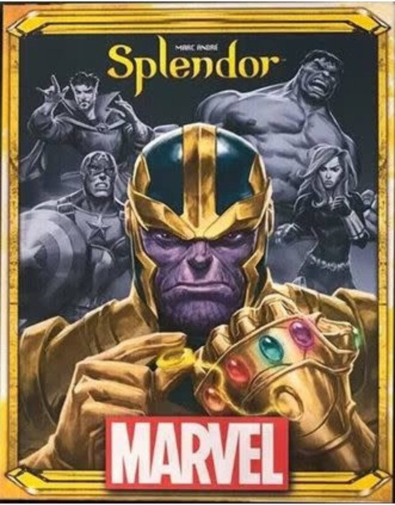 Splendor Marvel (anglais)