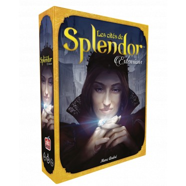 Splendor - Cities of Splendor Extension