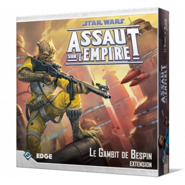Star Wars Assaut sur l'Empire le Gambit de Bespin