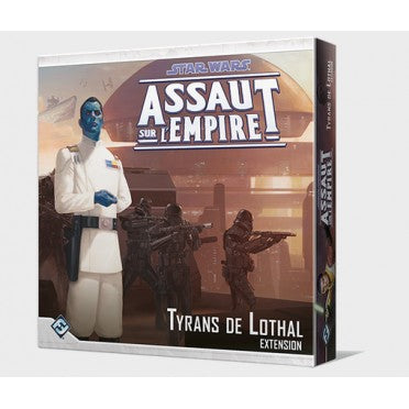 Star Wars Assaut sur l'Empire - Tyrans de Lothal