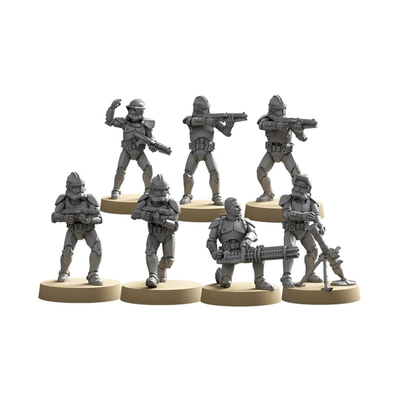 Star Wars Légion - Phase II Clone Troopers Unit Expansion