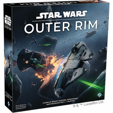 Star Wars Outer Rim (anglais)