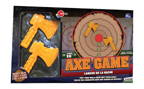 Location - Axe Game / Lancer de la Hache (multi)