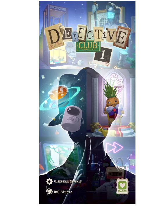 Detective Club Extension (PRÉCOMMANDE)